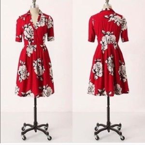 EUC Anthro Maeve Dagmar dress